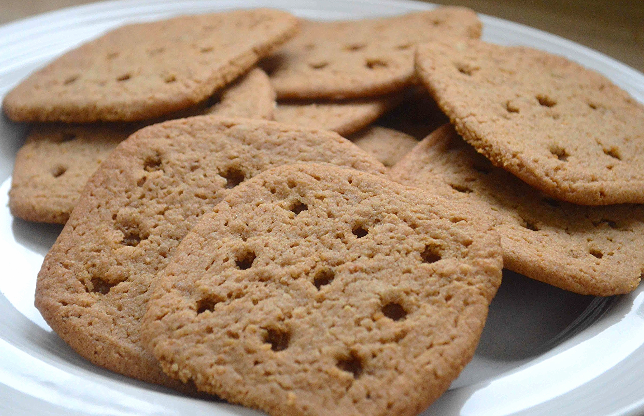 The Best Homemade Graham Crackers
