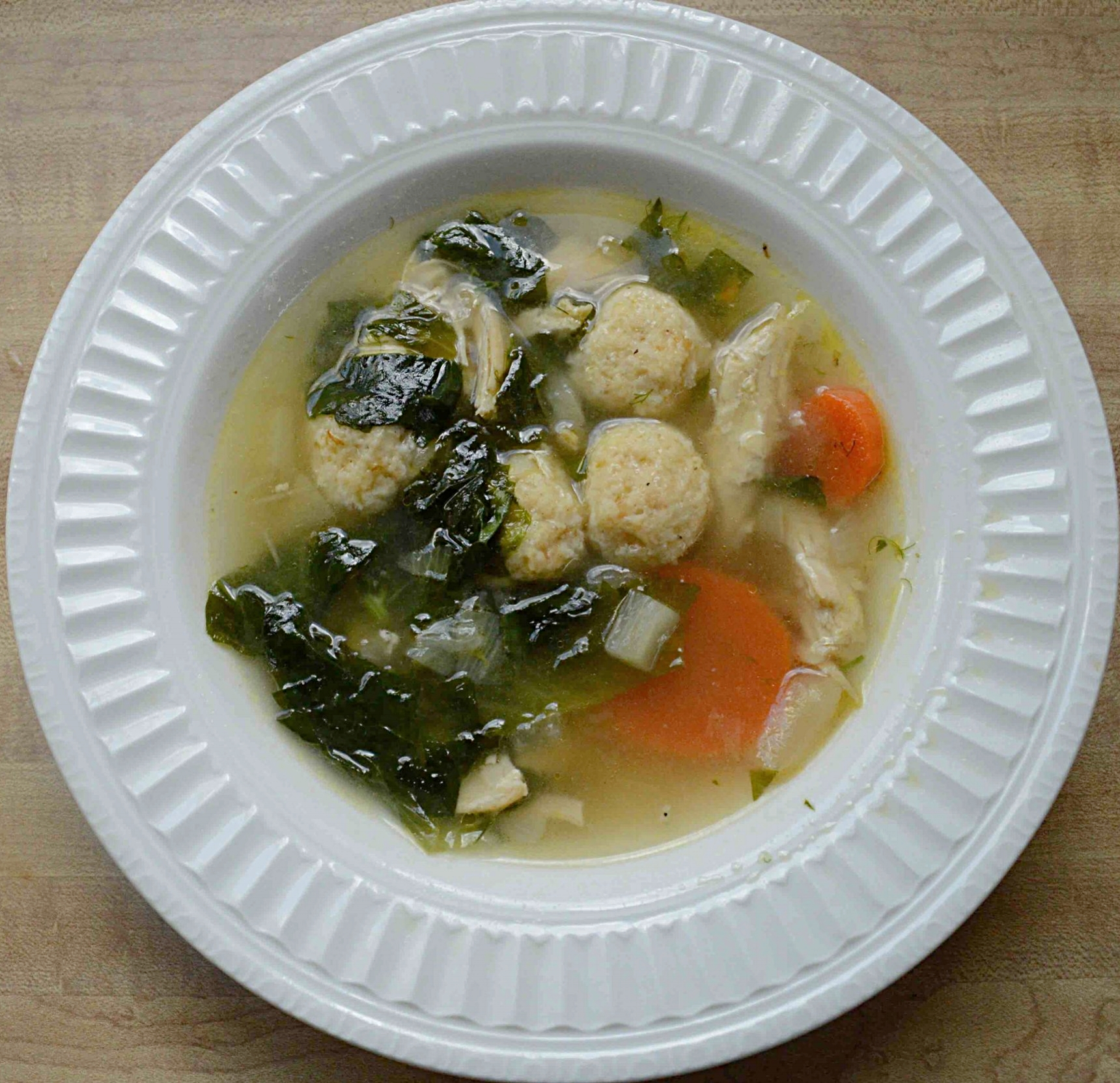 Cooks Illustrated Italian Chicken Soup With Parmesan Dumplings Famous Fridays Unwritten Recipes