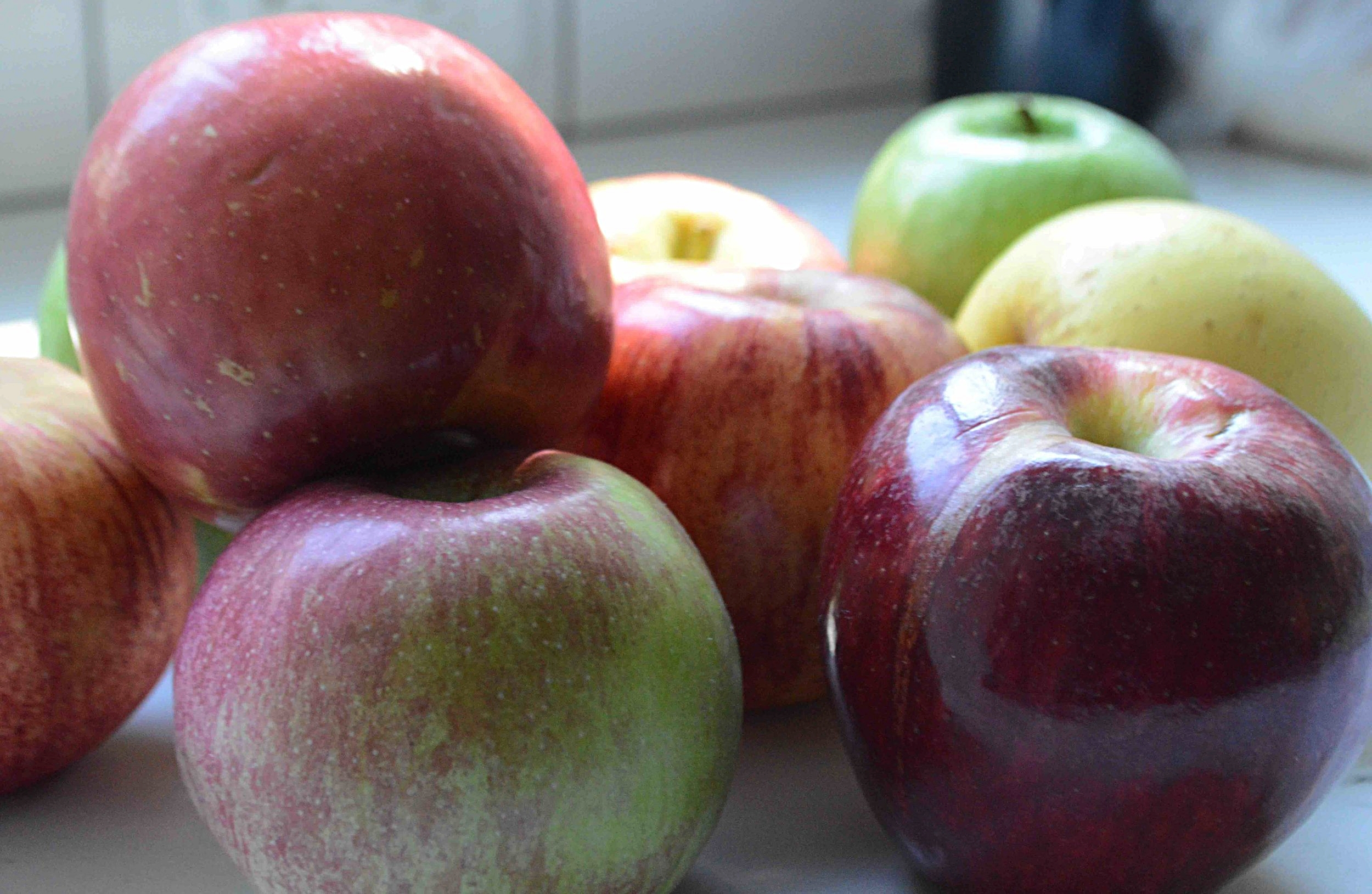 Apple Recipe Roundup