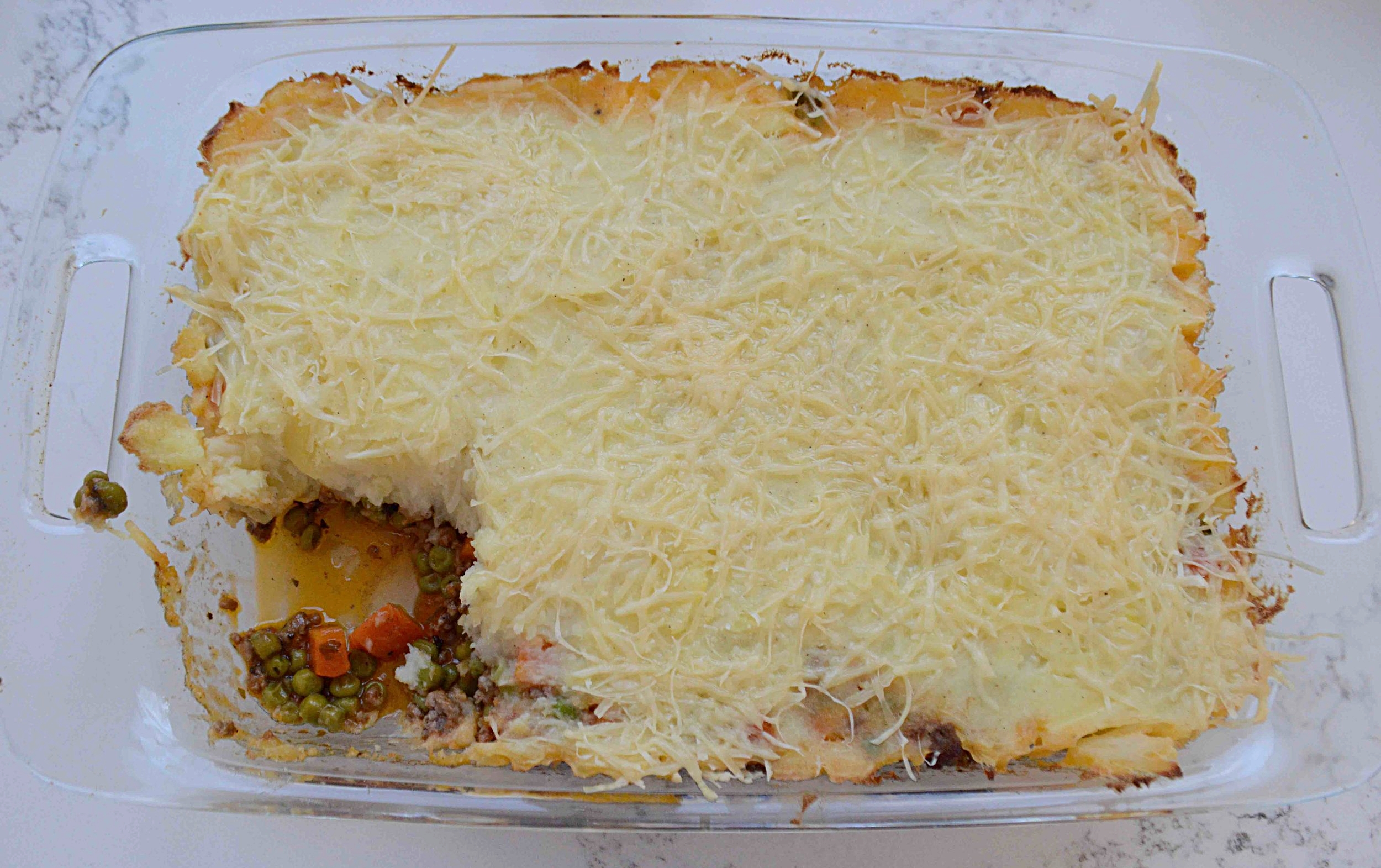 Late Winter Cottage Pie