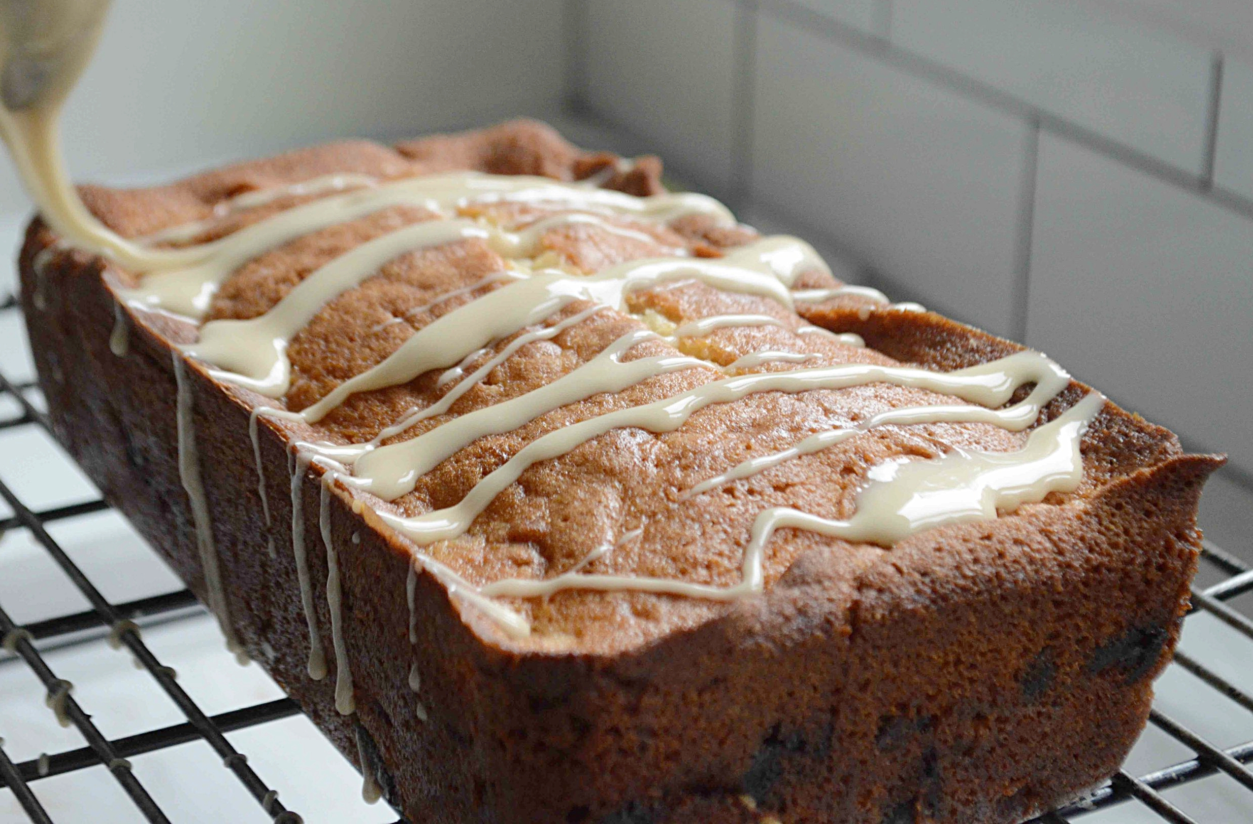 Maple-Pecan Cranberry Loaf