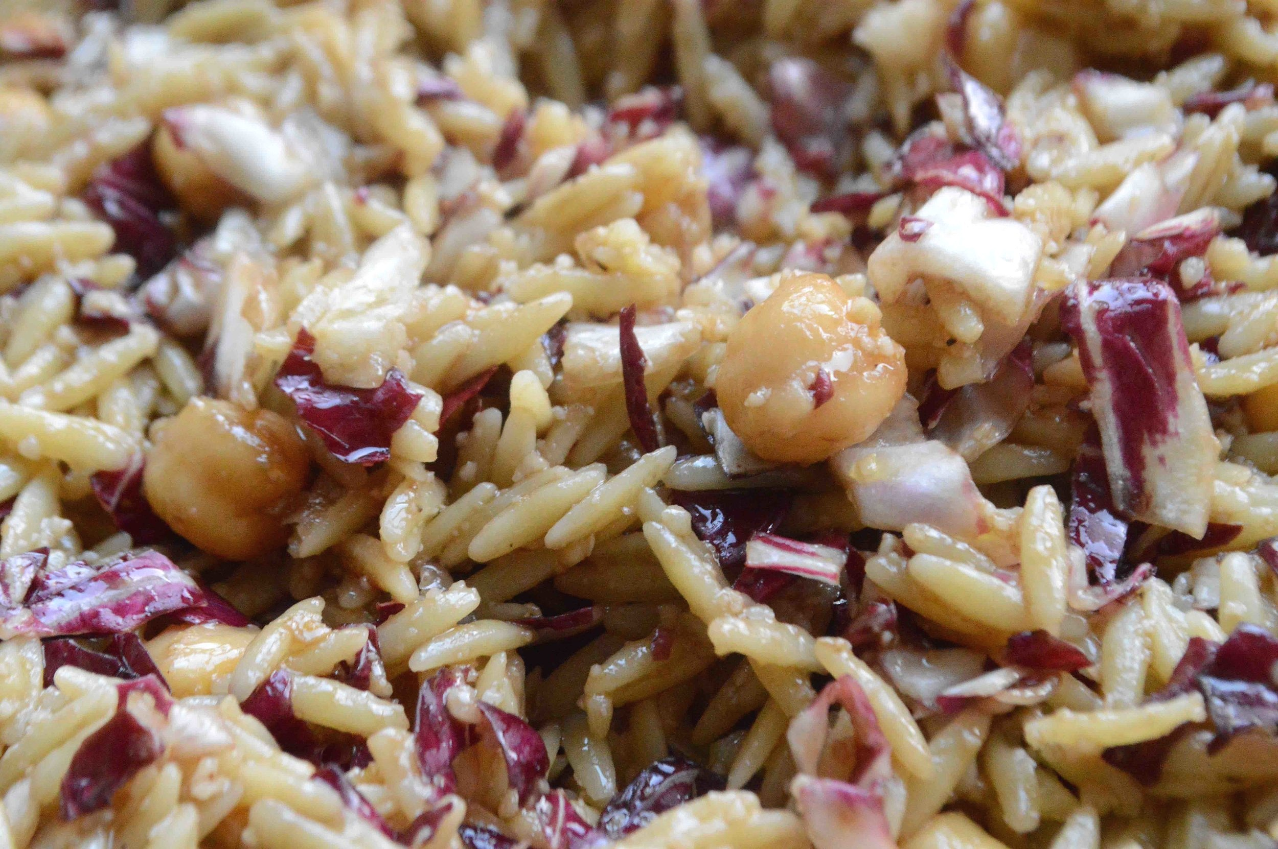 Orzo%2C+Chickpea+and+Radicchio+Salad