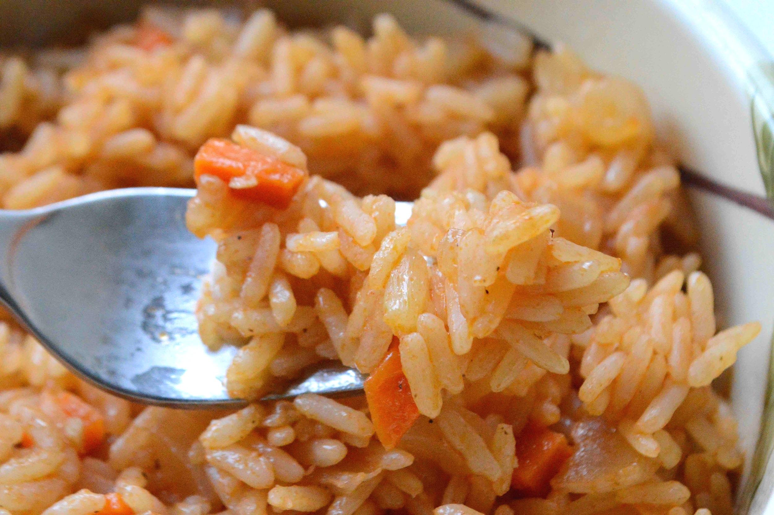 Spanish+Rice