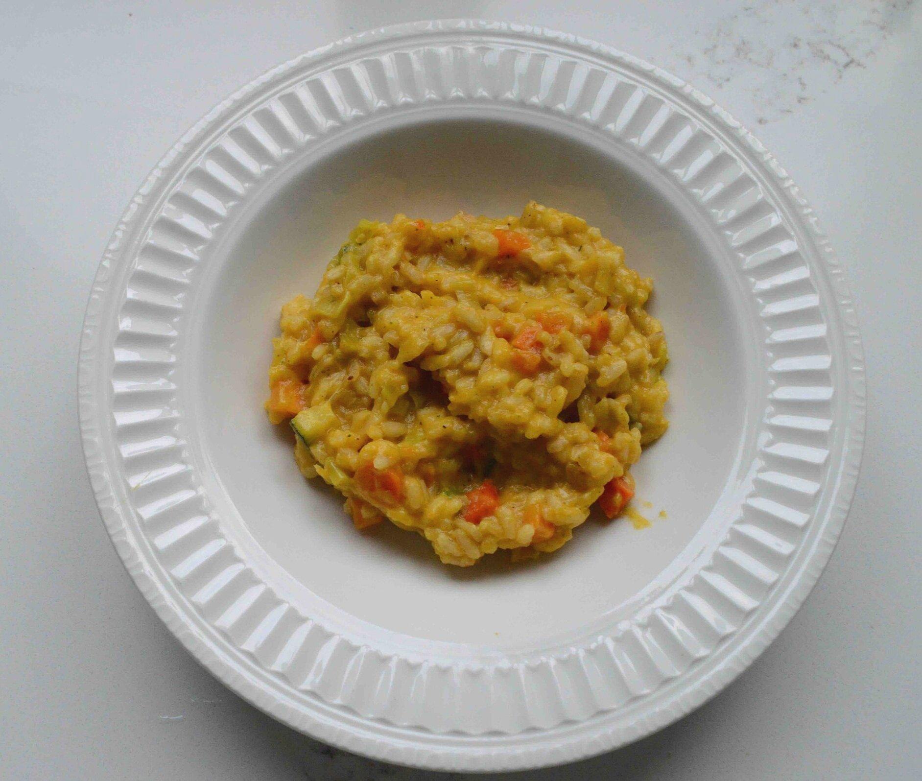 Carrot-Zucchini+Risotto