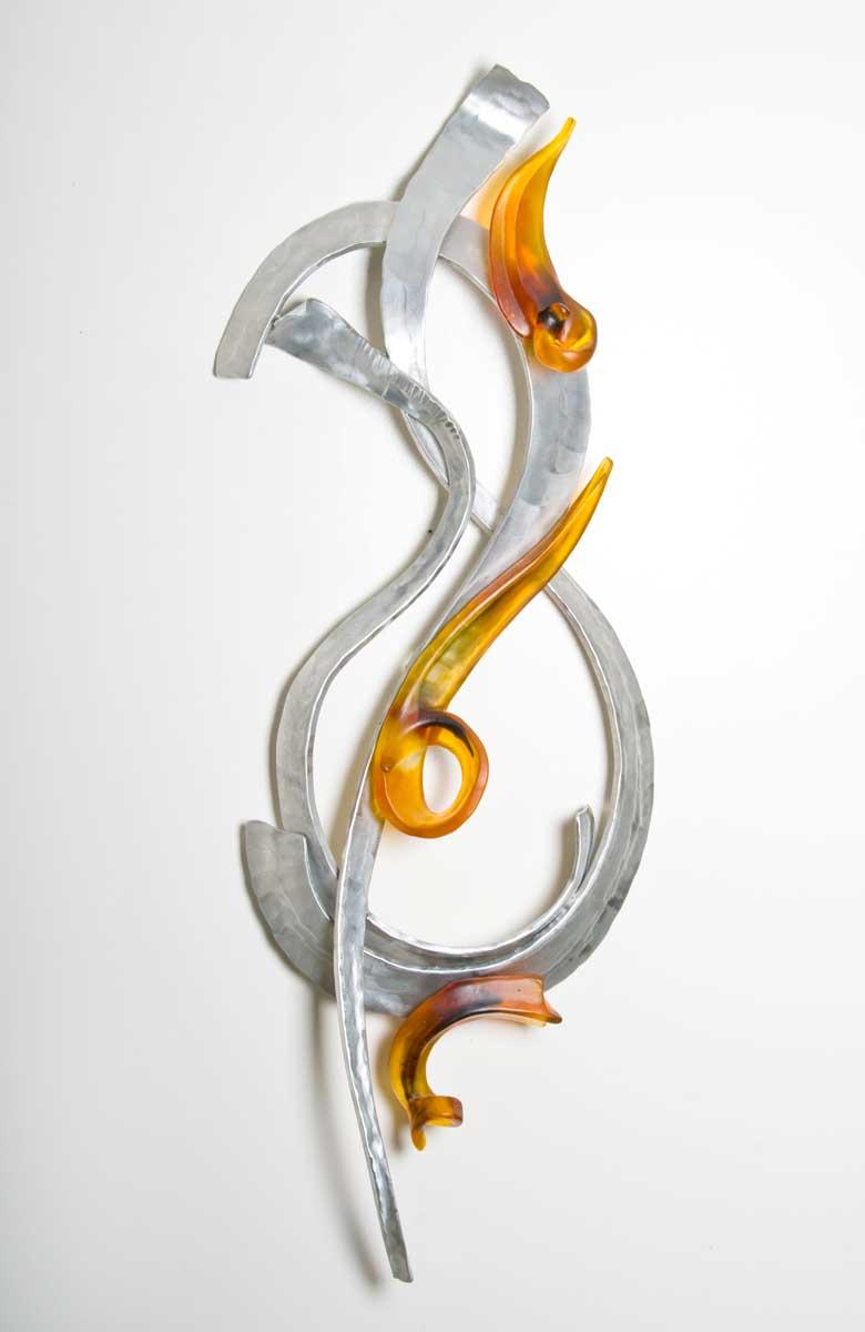 Rhythm (wall sculpture)
