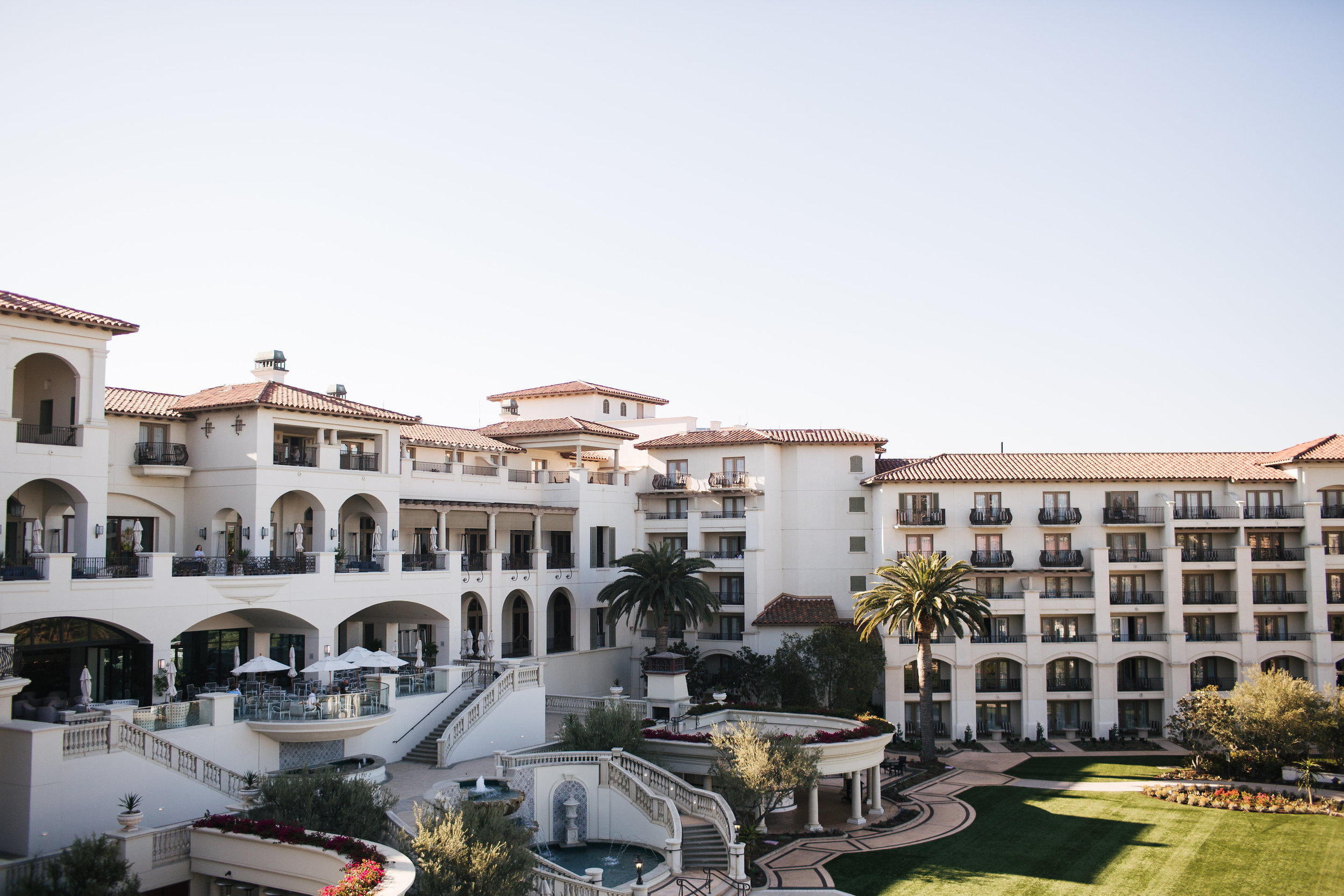 The Monarch Beach Resort