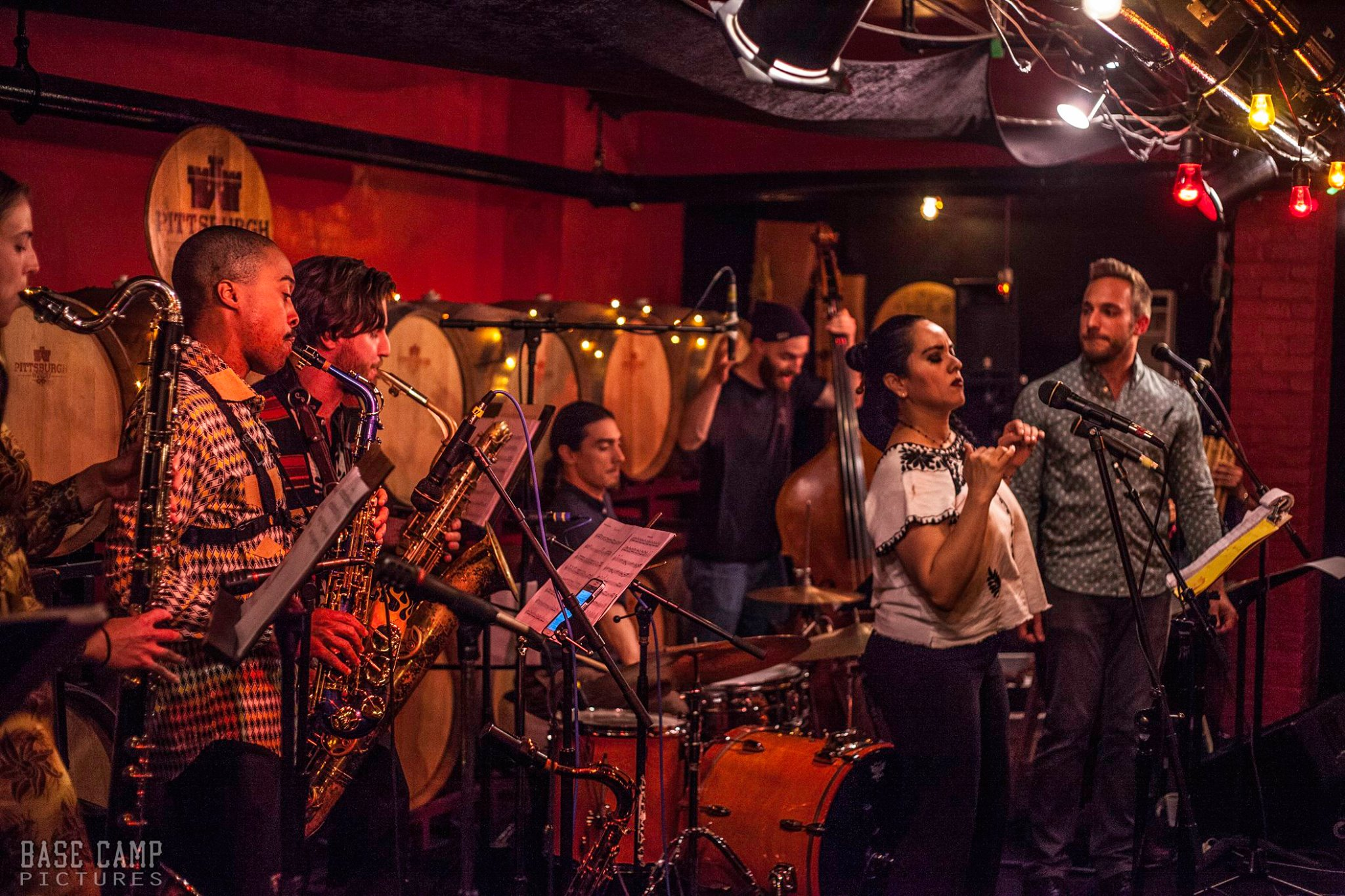 Music with Gizelxanath and the Afro Yaqui Music Collective