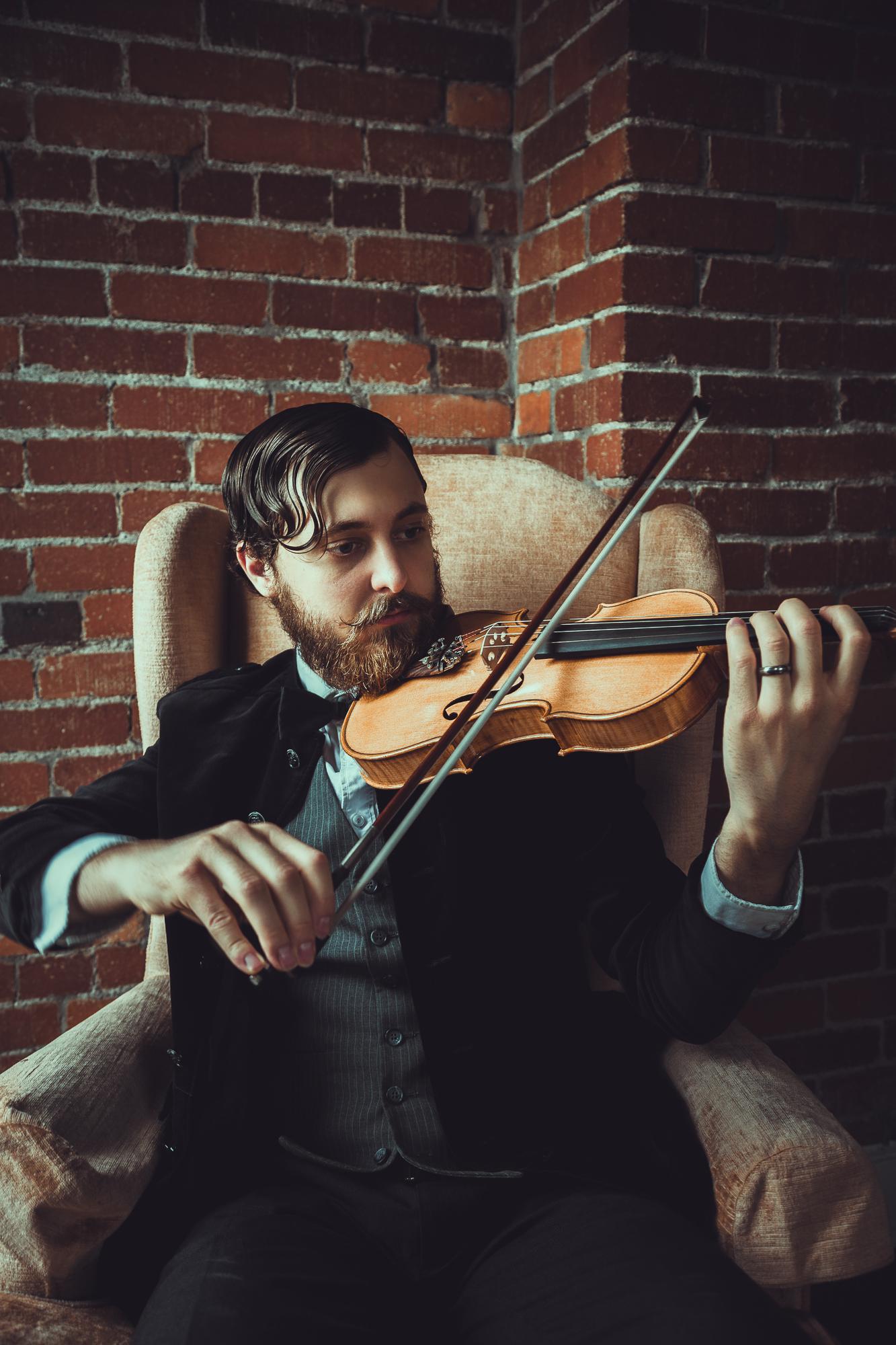 Mr. Snoke & His Violin