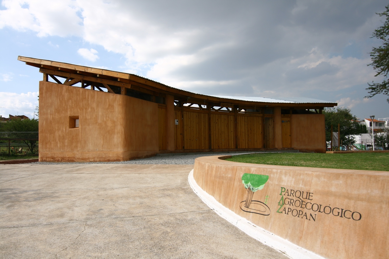 Aula oficina Parque Agroecologico Zapopan