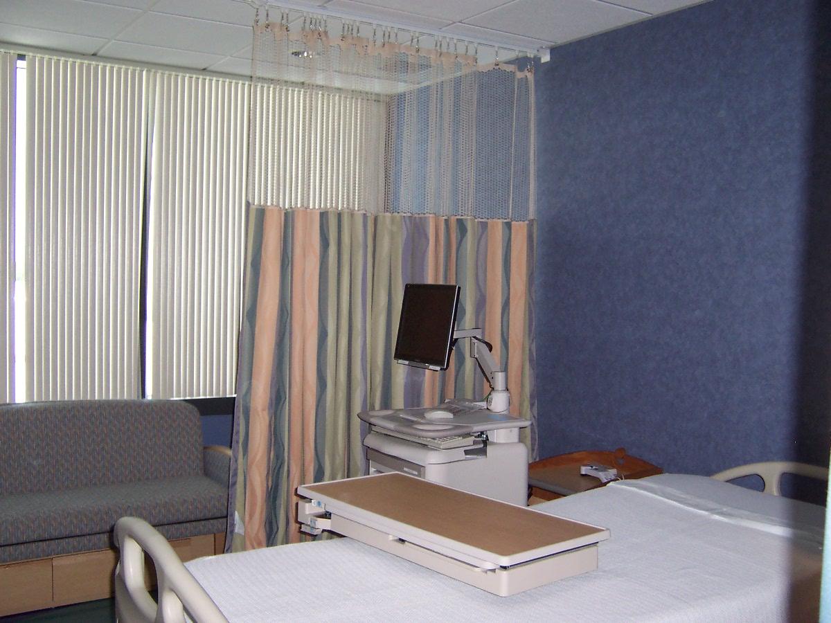 Groovy Stripe cubicle curtain.JPG