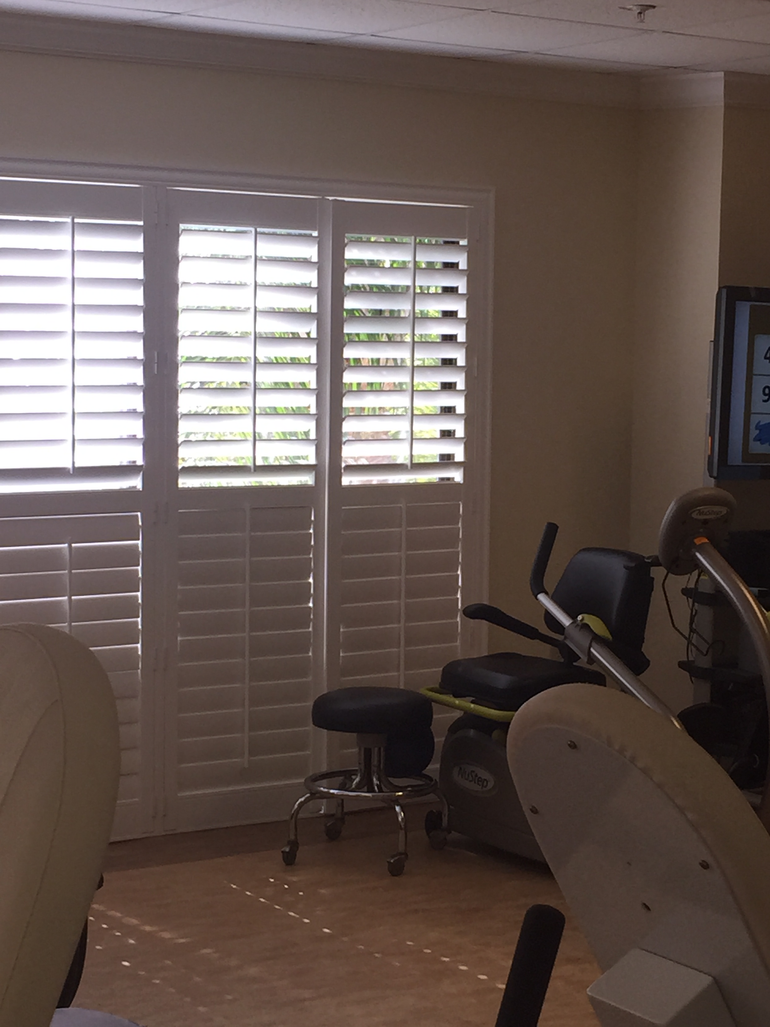 Plantation Shutters   Florida Nursing Home