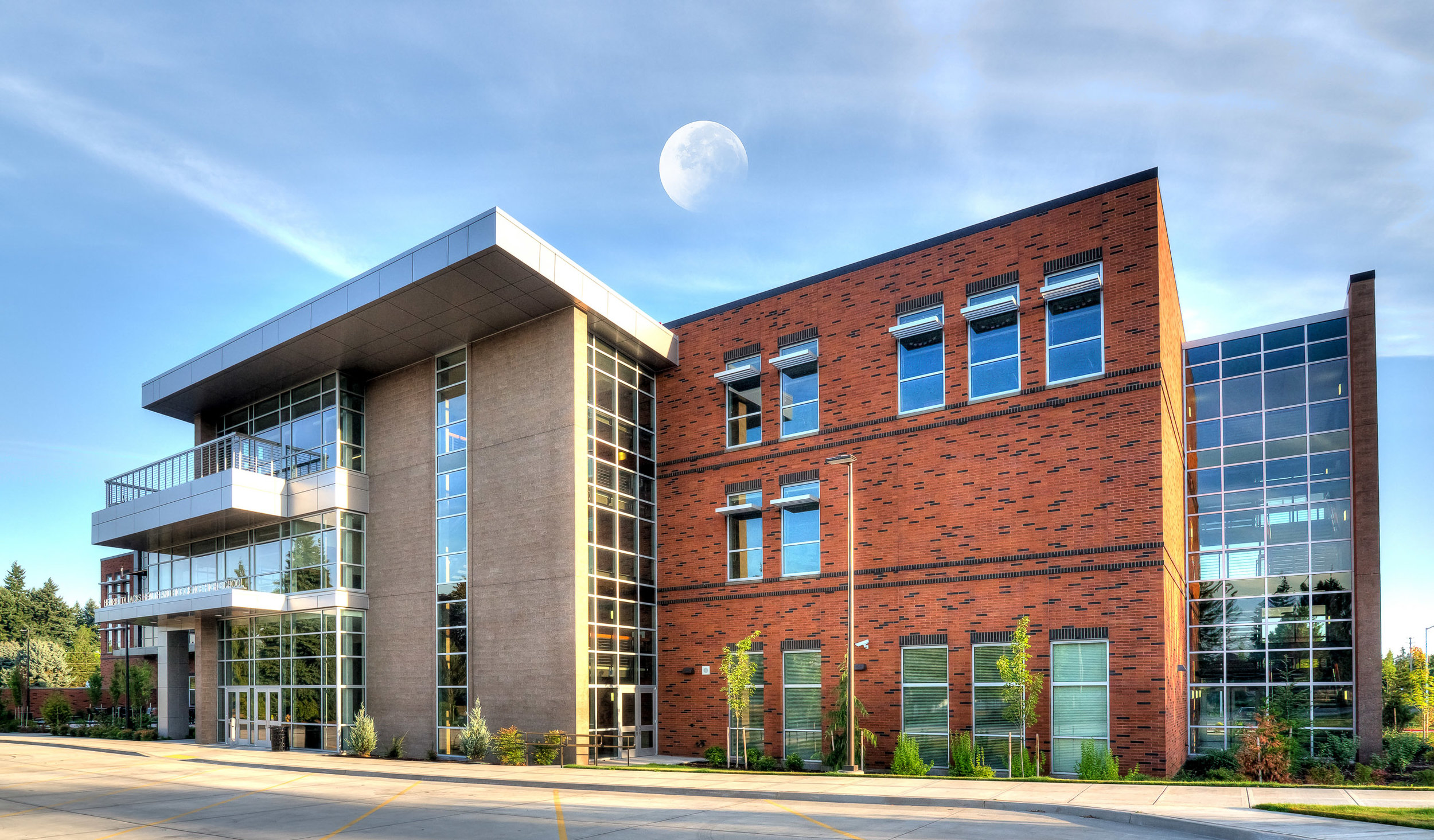 SPECIALIZED FACILITIES INCLUDING HEALTH & BIOSCIENCE HIGH SCHOOL, & DEDICATED COLLEGE STEM BUILDING -