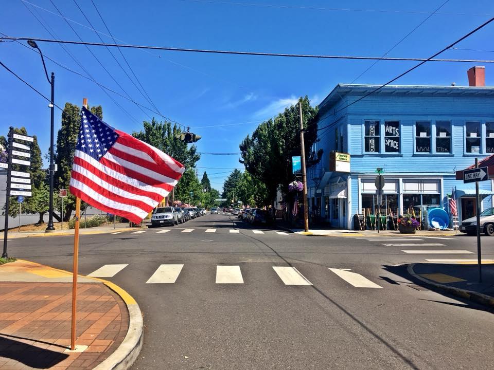 Ridgefield, Washington