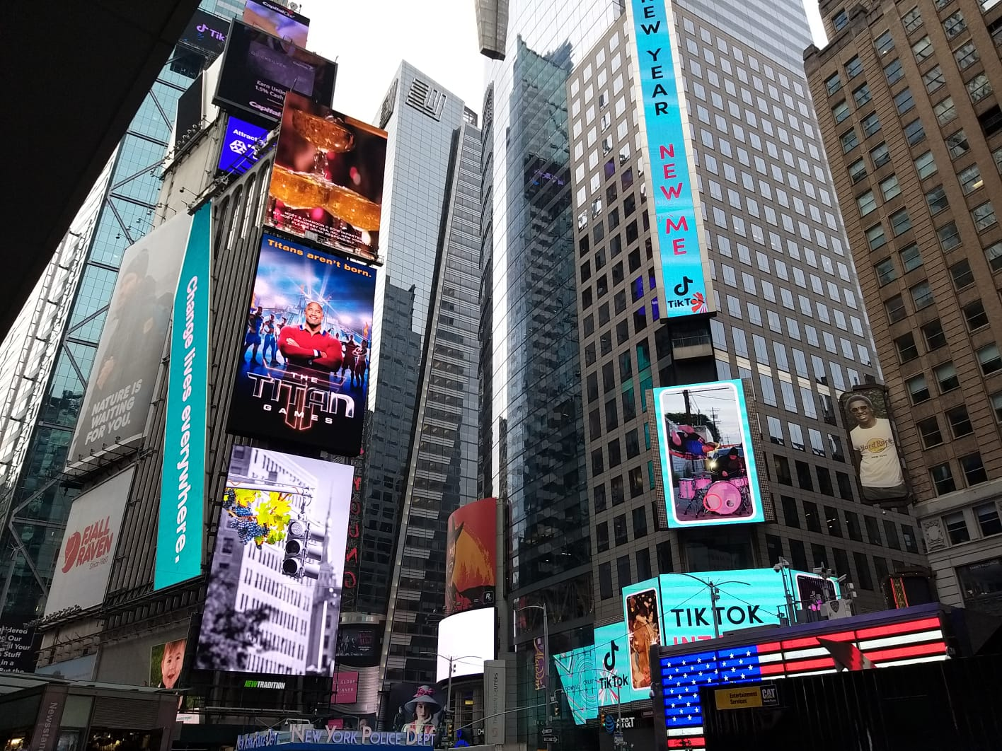 New York Times Square -