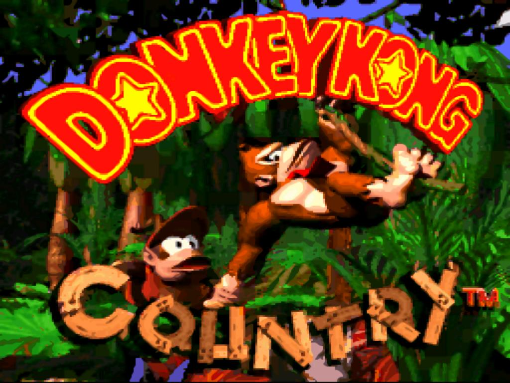 dkc titlescreen
