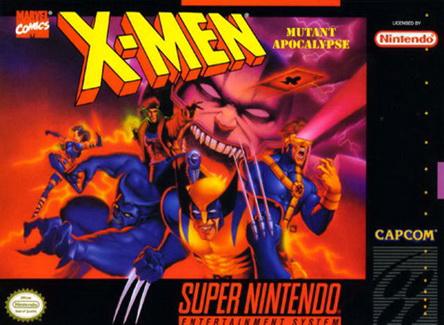 X-Men MA box art