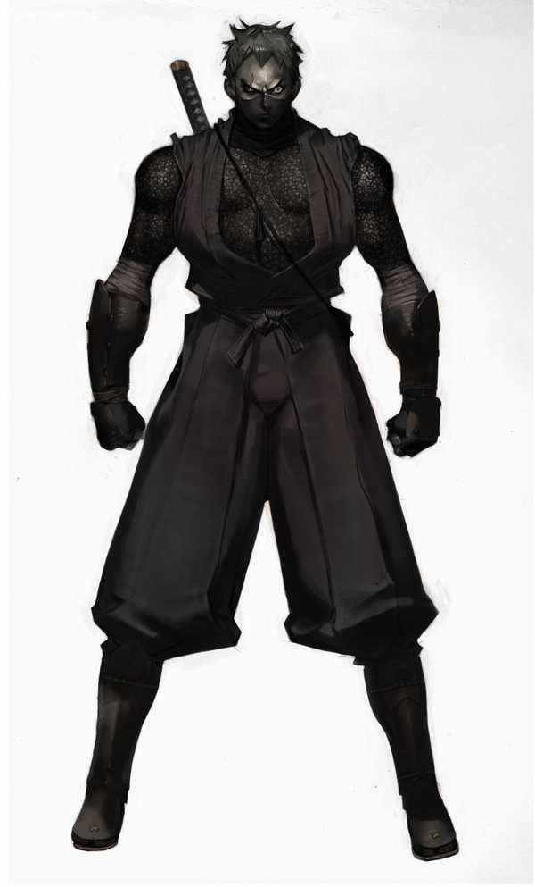 The true ninja never apologizes for terrible puns.