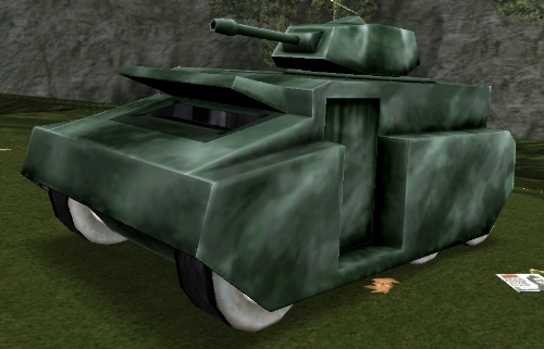 You know, I actually played  a ton  of GTA III before I even heard that the game had cheat codes. Legitimately stealing a tank from the national guard in that game was one of my proudest gaming moments back in the day. Learning that everybody else went straight for a cheat code to do this actually made my personal victory even sweeter.