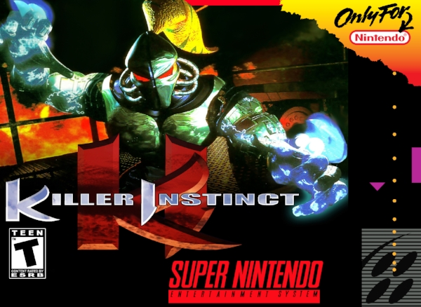 Is Killer Instinct considered third party now that Rare is owned by MicroSoft? This copyright stuff is getting confusing...