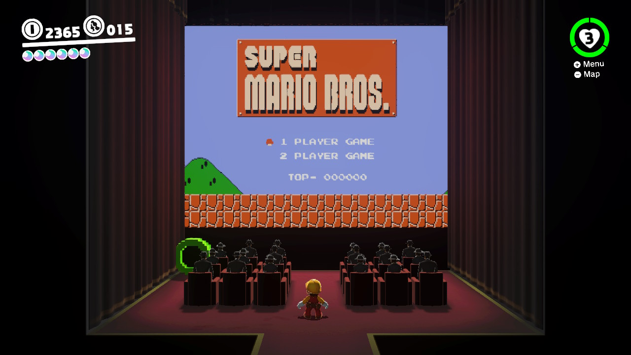 Super Mario Odyssey Review Kelleher Bros