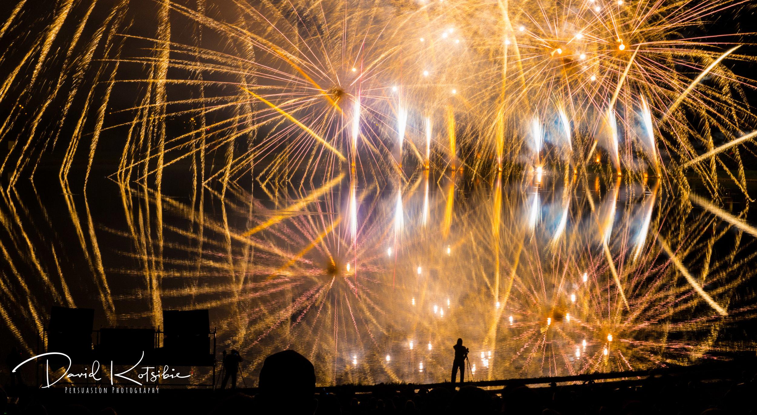 Globalfest International Fireworks Competition