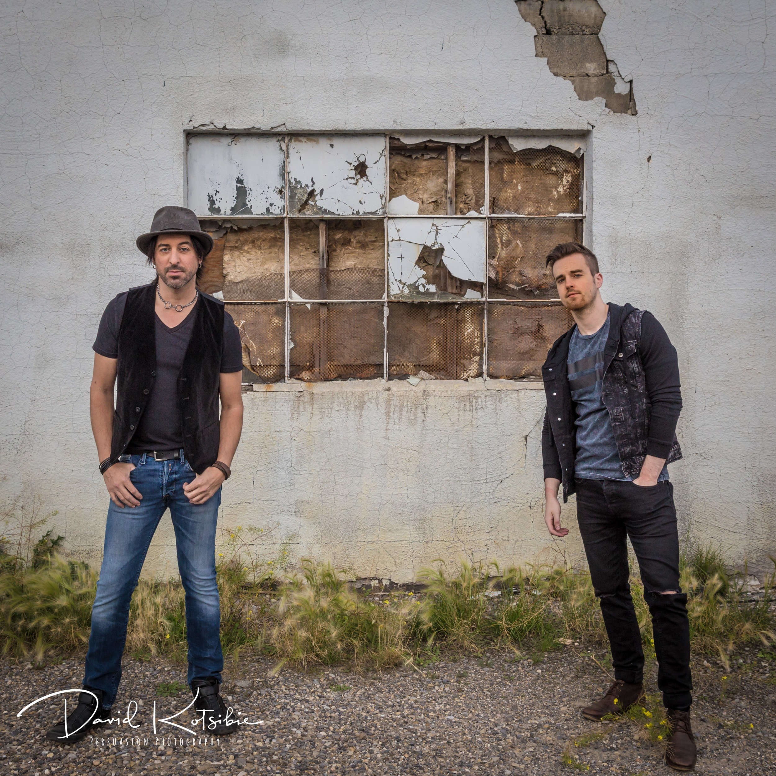 Two Shine County - Album Photoshoot
