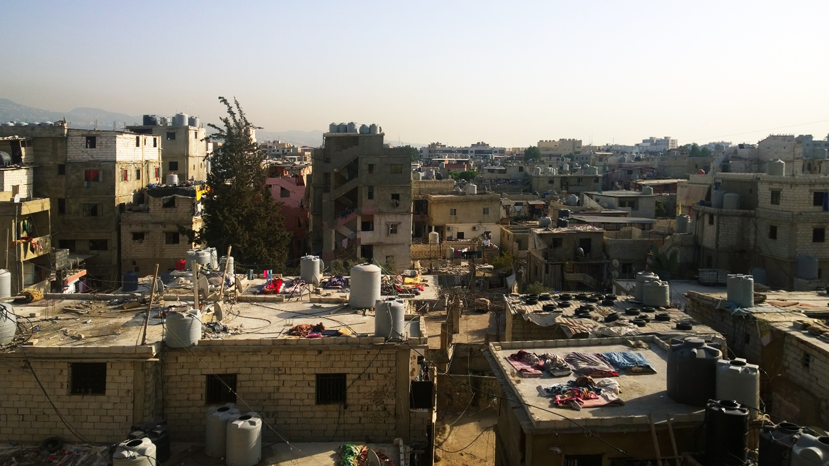 The Shatila Camp