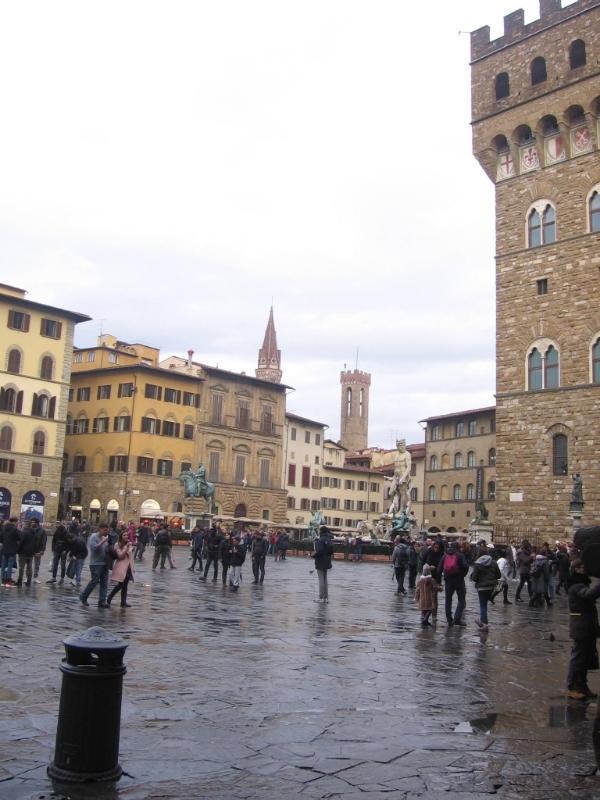 Photo credit: Enzo Esposito: Piazza della Signoria, Firenze