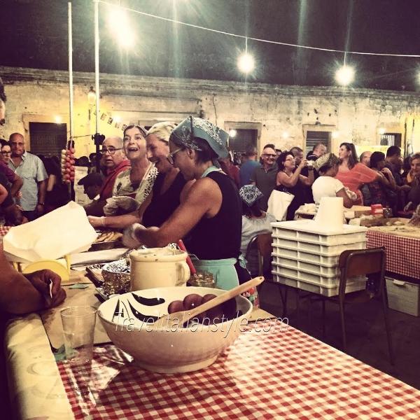Photo credit: Cassandra Santoro -Festival in the Village of San Vito dei Normanni in Puglia