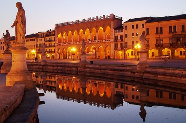 Stock photo: Piazza dei Signori, Padua
