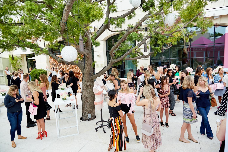 Victoria's Secret Lingerie Launch