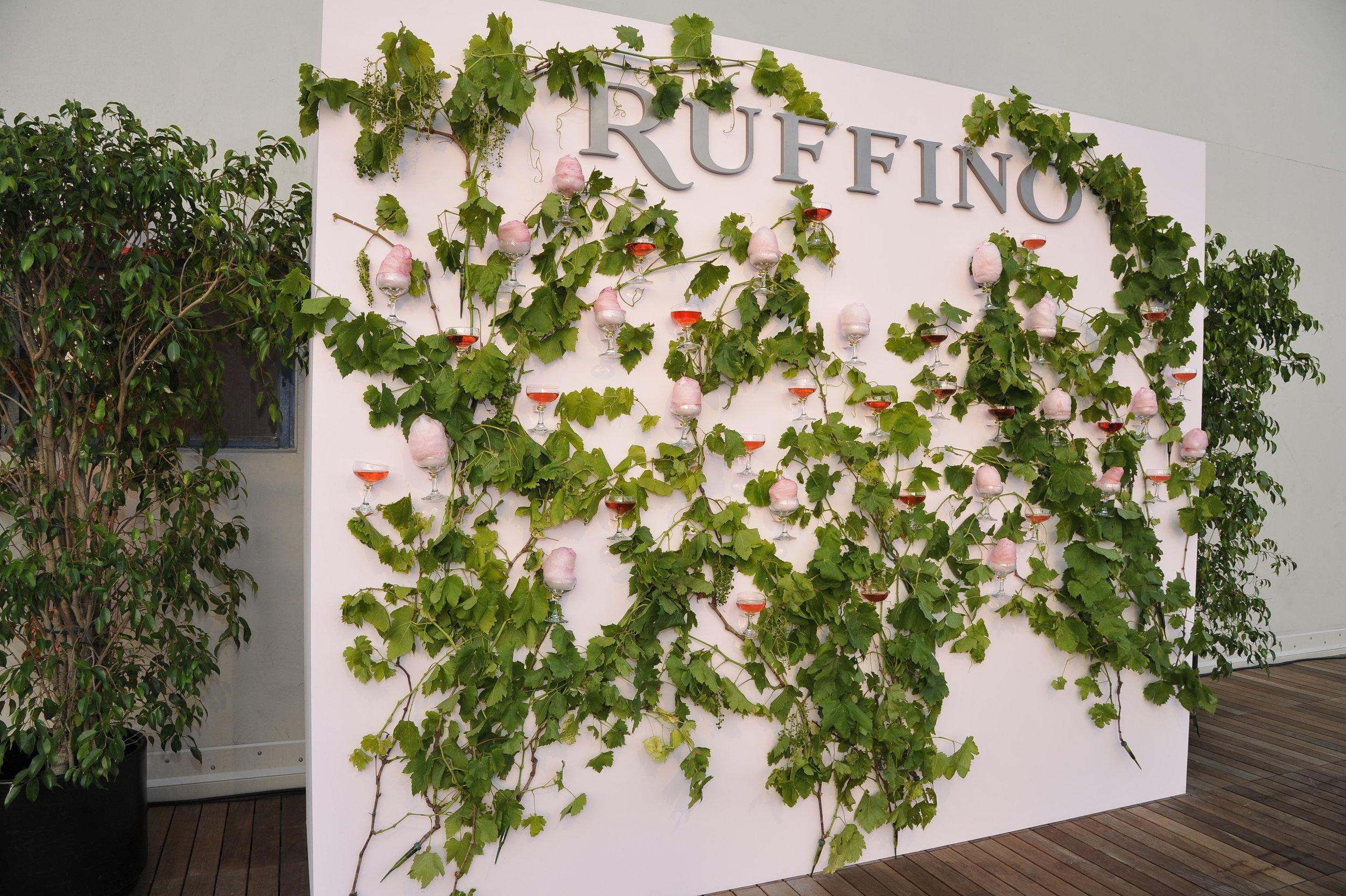 Ruffino Sparking Rosé Launch