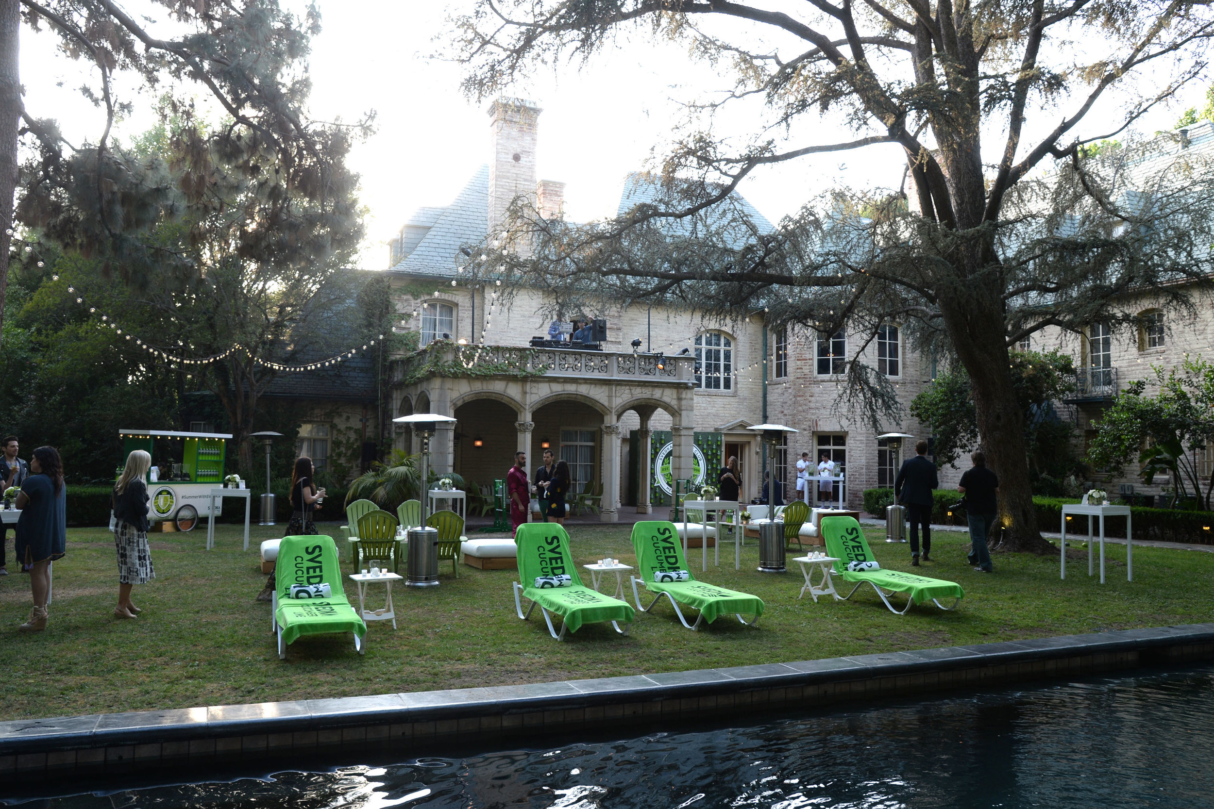 SVEDKA Country Club - Cucumber Lime Launch