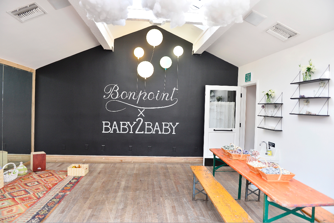 Bonpoint x Baby2Baby Collaboration