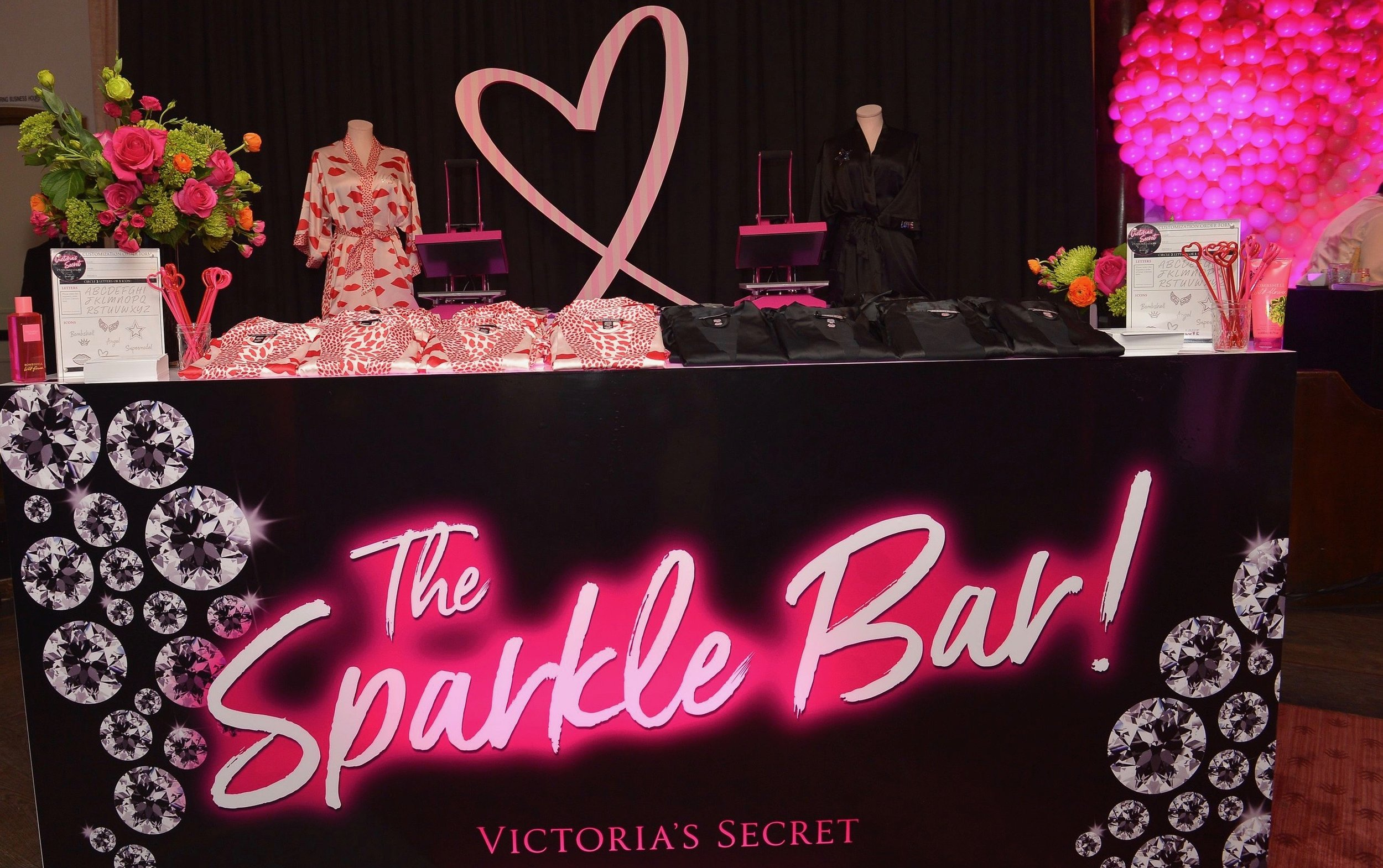 Victoria's Secret Valentine's Day Event