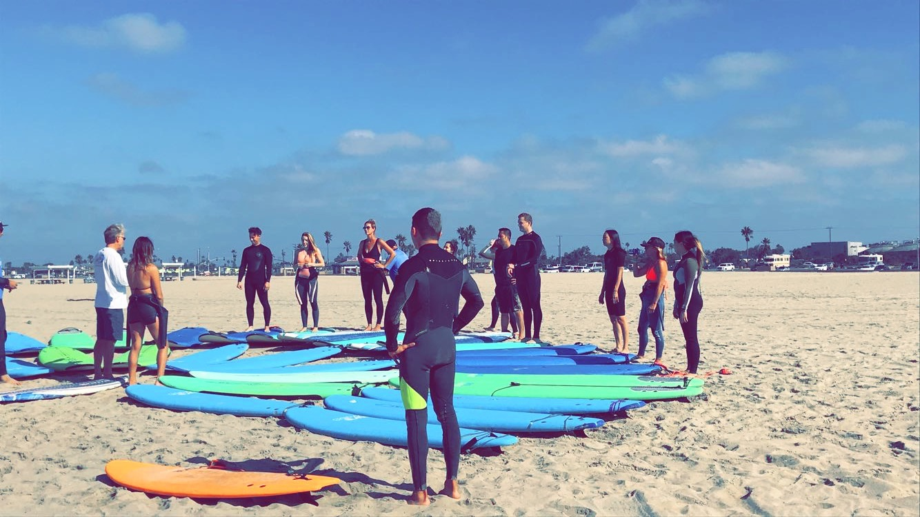 Equinox Surf Event