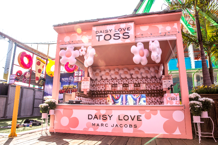 Marc Jacobs Daisy Love Event