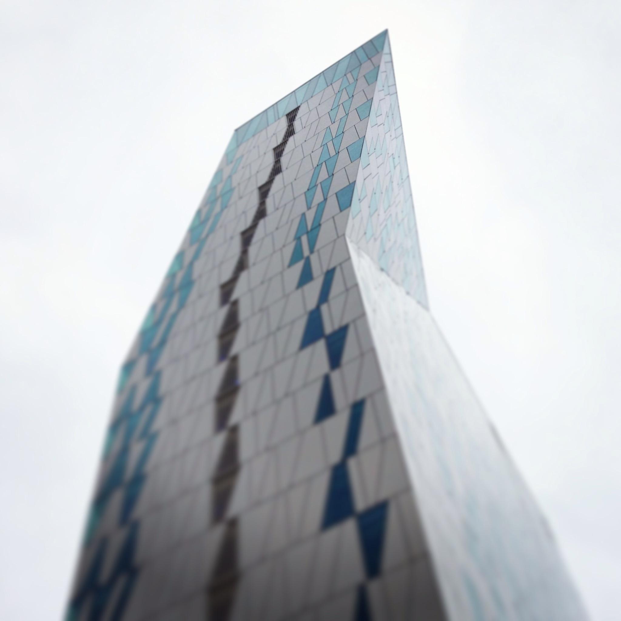 Bella Sky af arkitekterne 3XN