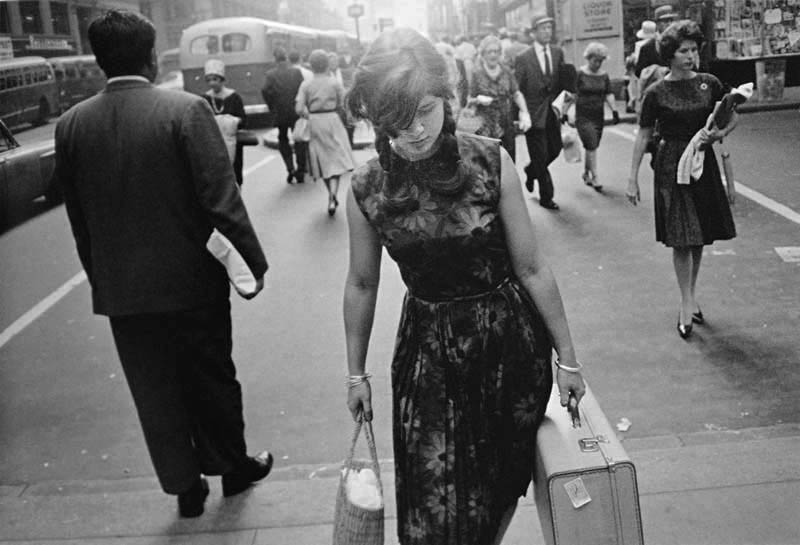 photo:  Garry Winogrand