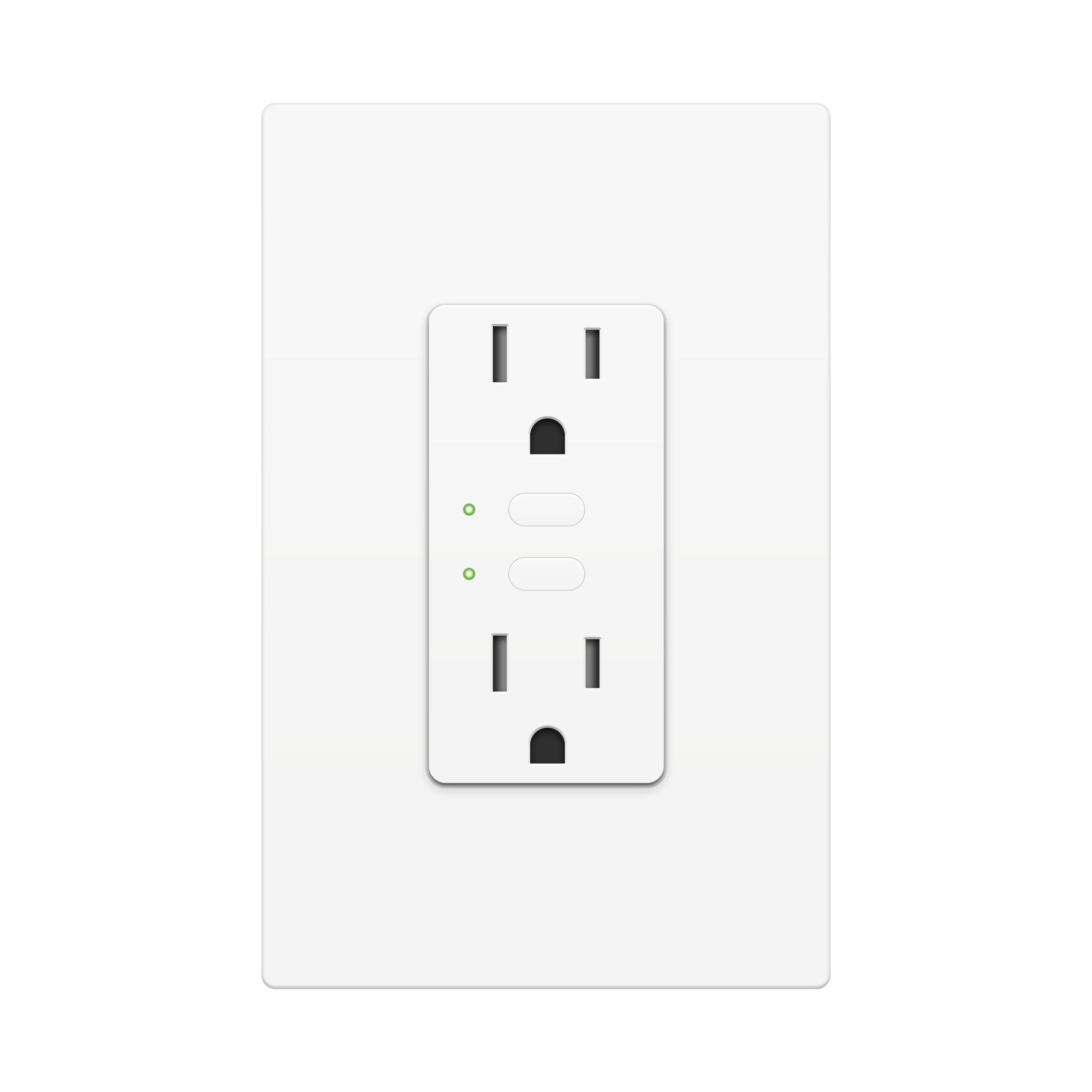On/Off outlet