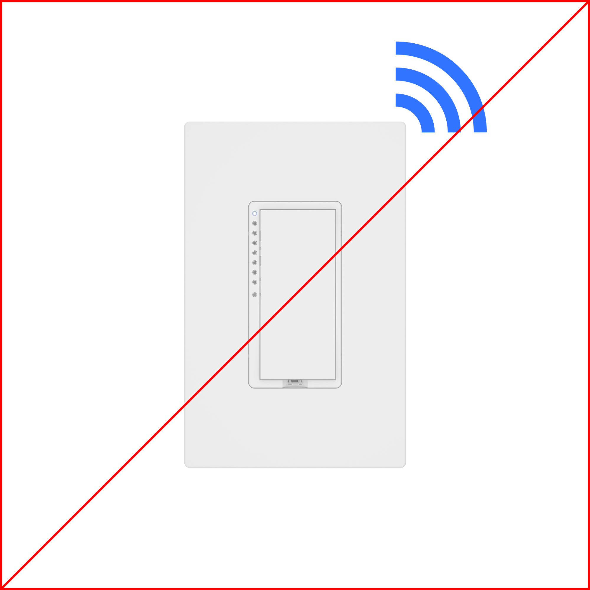 Don't illustrate Insteon technology
