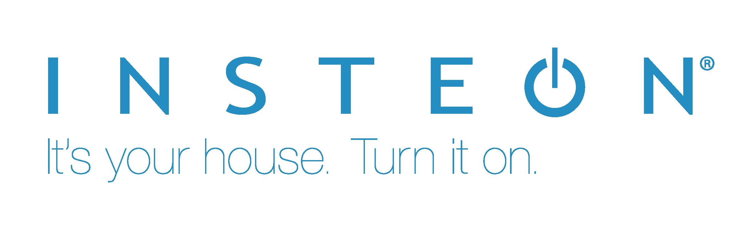 Blue Logo with Tagline