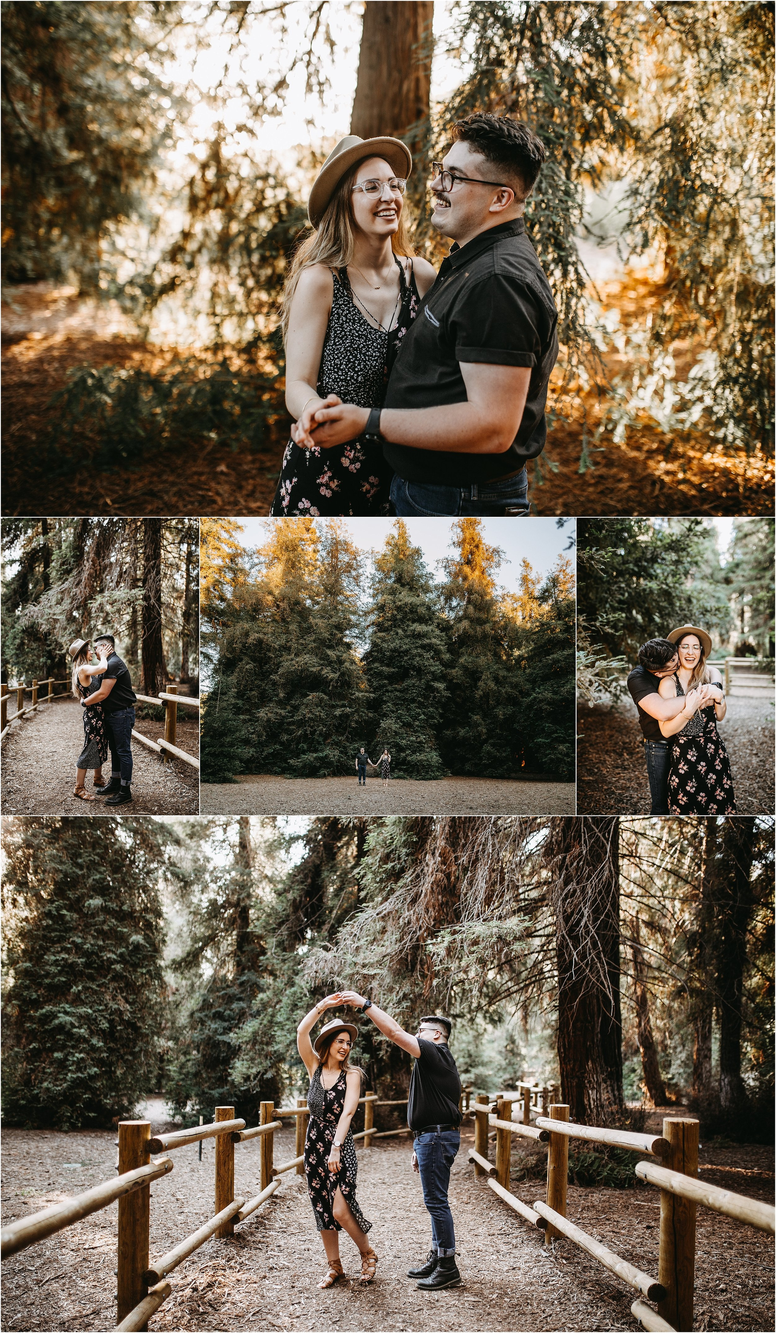 Redwoods-Carbon-Canyon-Regional-Park-Yorba-Linda-Engagement-Photos-Clarisse-Rae-Southern-California-Wedding-Photographer-&-Videographer