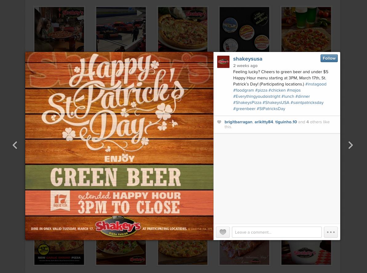 Instagram & Facebook Holiday Promotion