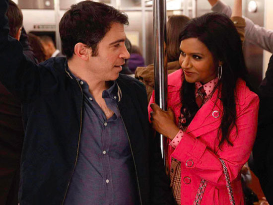 A shot from season 2 of   The Mindy Project  .