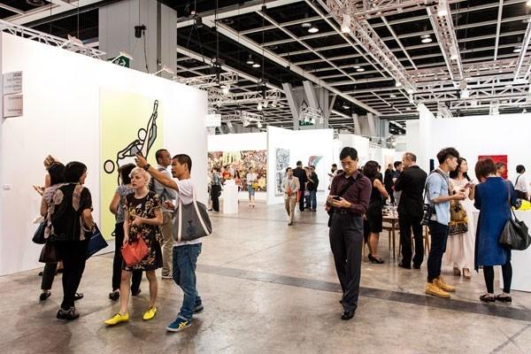 Art Basel in Hong Kong 2014 © Art Basel