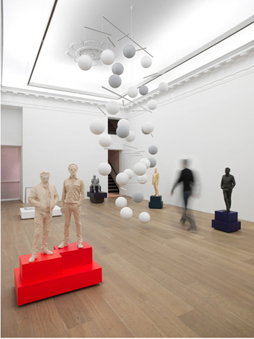"""A look at Galerie Perrotin's """"Music"""" exhibit"""