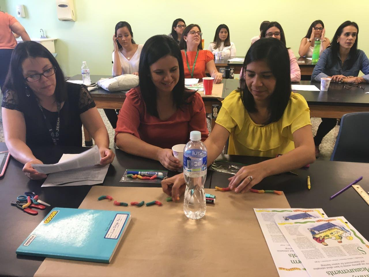 DelCampo International School Teacher Training