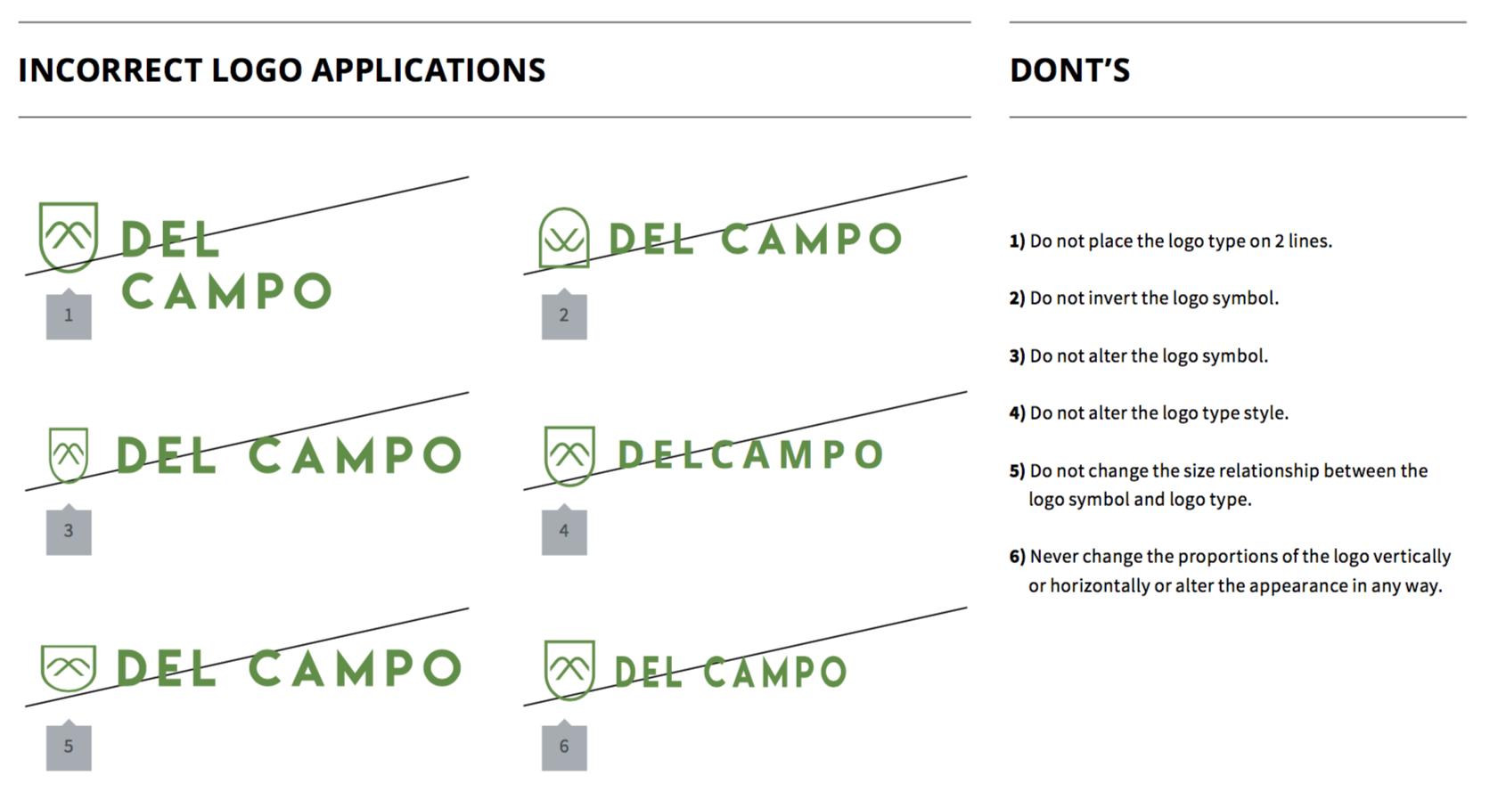 dos_donts_DelCampo_Logo