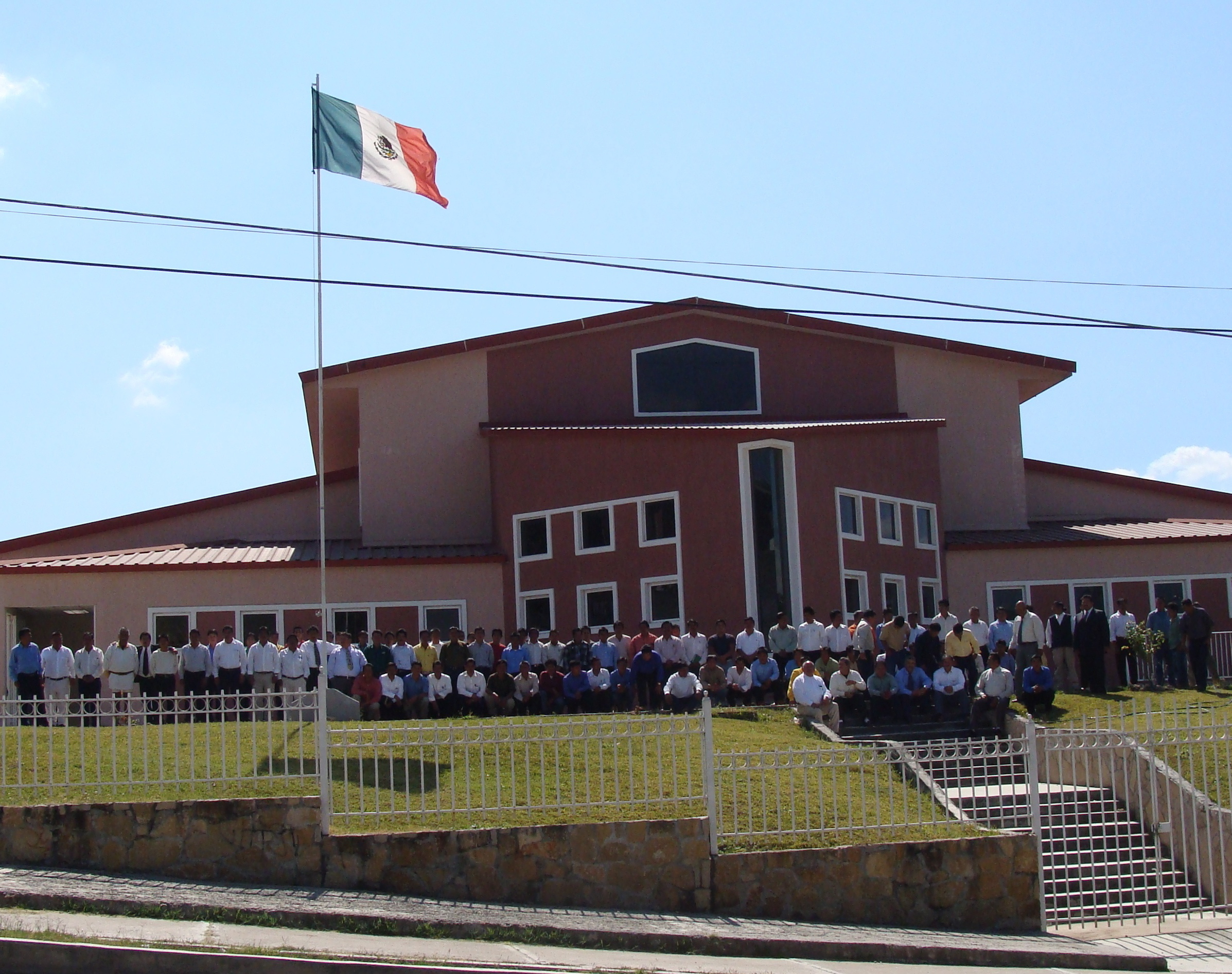 Pastors from throughout the southern state of Chiapas gather in Tuxtla for a conference.
